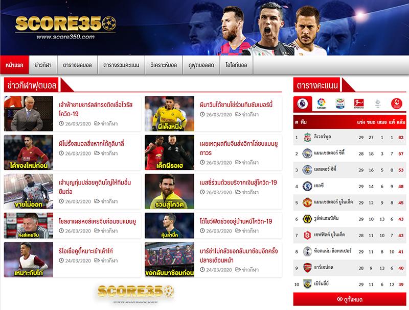 RakaBall เว็บเช็คราคาบอล แม่นยำที่สุดในไทย